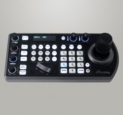 BirdDog PTZ Keyboard 1