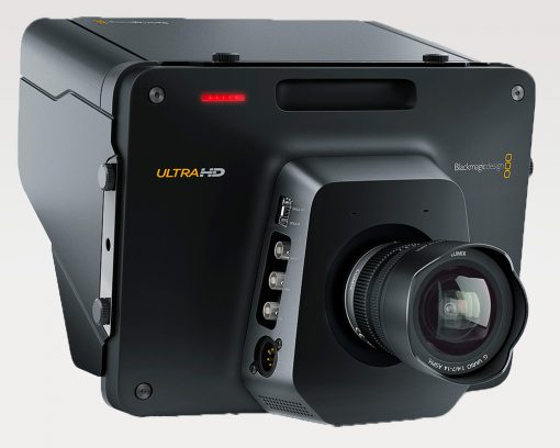Blackmagic Studio Camera 4K 1