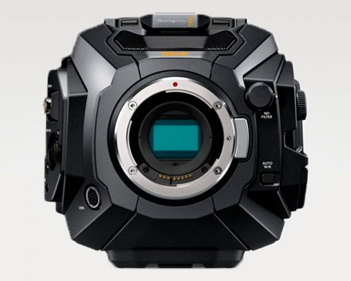 Blackmagic URSA Mini Pro 4.6K G2 1