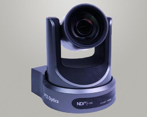 Cámara PTZ Optics 12X (NDI HX, SDI y HDMI) 1