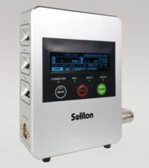 Soliton Zao H265-HEVC - Vista frontal