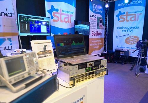 Star Comunicaciones - Stand Bit Audiovisual 2018
