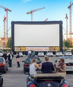 autocine: AIRSCREEN classic 6m x 8m