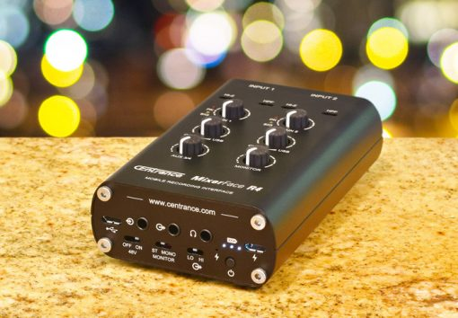 CEntrance MixerFace R4