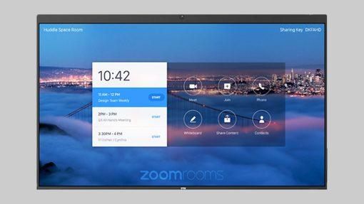 DTEN ON - Videoconferencia con Zoom
