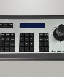 Teclado PTZ Optics IP con joystick