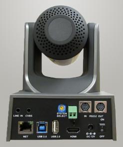 Cámara PTZ Optics 12X (USB 3.0 y HDMI)