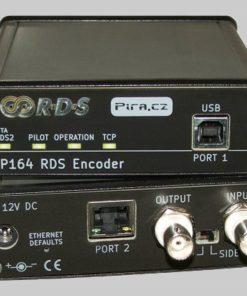 Pira RDS P164 - Vistas frontal y posterior