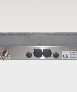 Sigmacom - microTX-05 - Conectores traseros