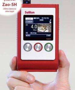 Soliton Zao-SH H.265 HEVC 50ms latencia ultra baja