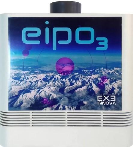 EIPO3 - Ionizador y ozonificador
